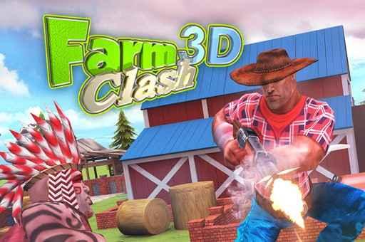Jogar FARM CLASH 3D Gratis Online