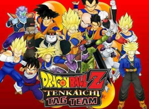 Jogar Dragon Ball Z Tenkaichi Tag 2 Gratis Online