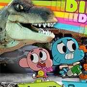 Gumball: Dino Donkey Dash