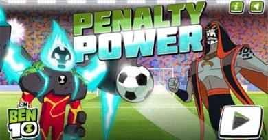 Ben 10: Penalidades Máximas