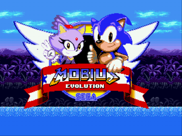 Mobius Evolution (Remastered) ( GEN )