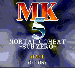 Mortal Kombat V GEN