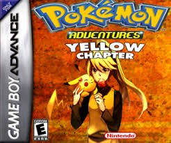 Pokemon Adventure Yellow Chapter