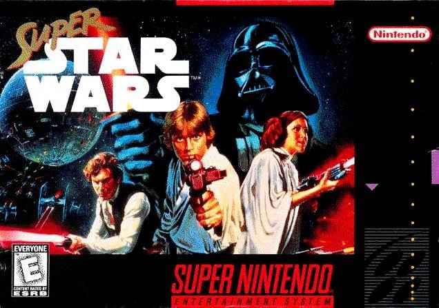 Jogar Super Star Wars  SNES Gratis Online