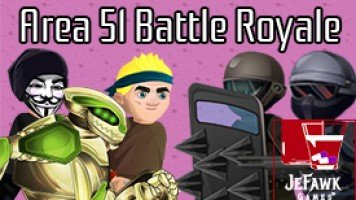 Area 51 Battle Royale