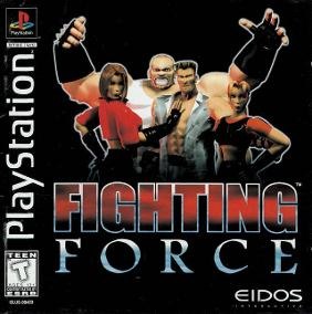 Jogar Fighting Force PS1 Gratis Online