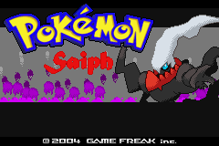 Pokemon Saiph Version