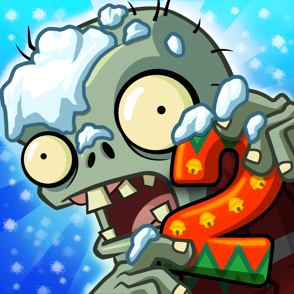 Plants Vs Zombies: Christmas Hacked