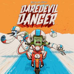 Regular Show Daredevil Danger