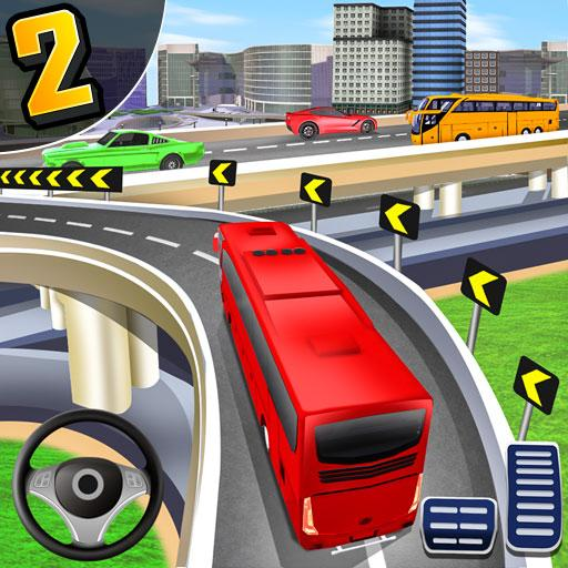 Jogar City Coach Bus Simulator 2019 Gratis Online