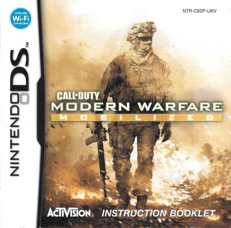 Jogar Call Of Duty: Modern Warfare – Mobilized – DS Gratis Online