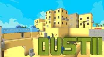 Jogar Kogama: Koga Strike Dust II Gratis Online