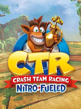 Jogar Crash Team Racing Nitro-Fueled Gratis Online