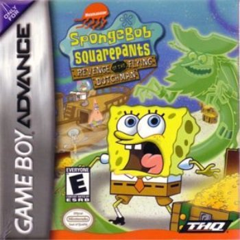 SpongeBob SquarePants – Revenge of the Flying Dutchman