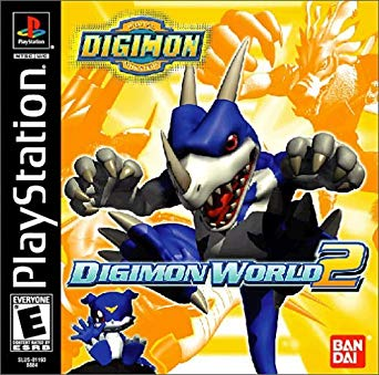 Digimon World 2 – PS1