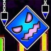 Play Geometry Dash Bit by Bit