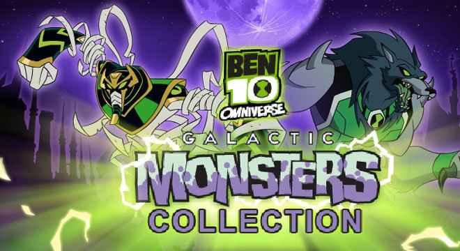 Ben 10 Omniverse: Coleção Omniverse Monstros Galácticos