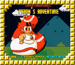 Peach's Adventure