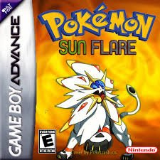 Pokemon Sun Flare Edition