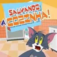 Salvando a Cozinha | O Show de Tom e Jerry