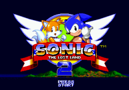 Sonic – The Lost Land 2