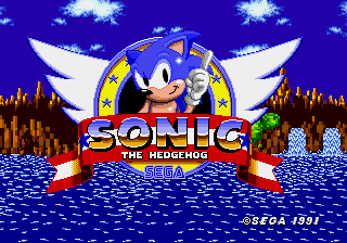 Sonic the Hedgehog – Never Stop Running