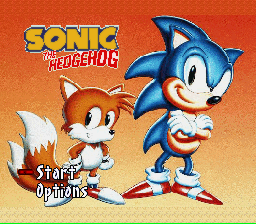 Sonic the Hedgehog – SNES