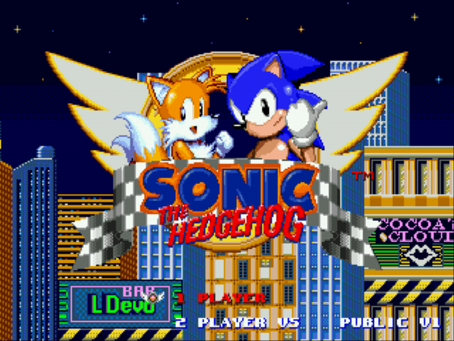 Sonic the Hedgehog – Tribute