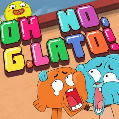 Gumball: Oh No G. Lato
