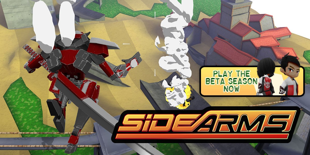 SideArms – Free Multiplayer