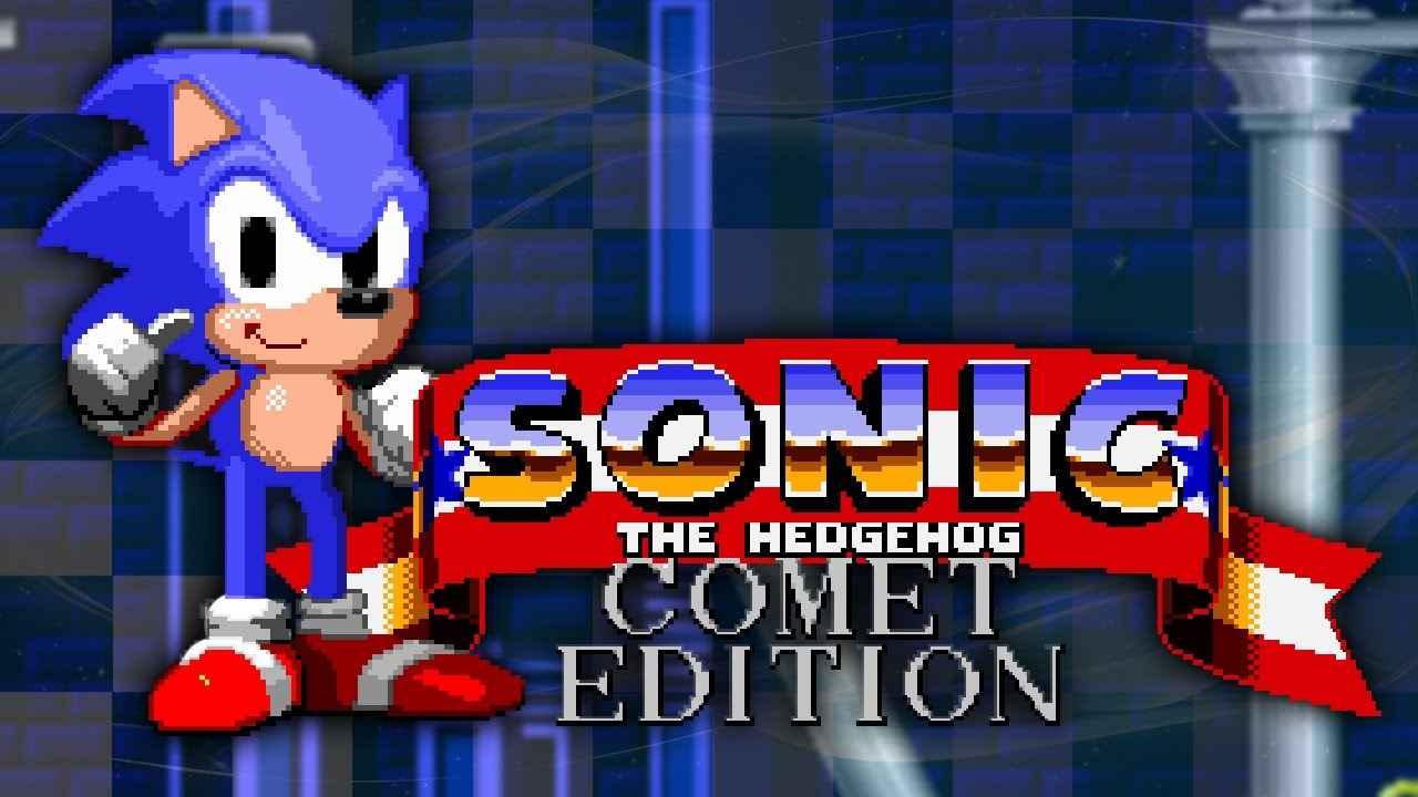 Sonic Comet Edition
