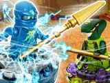 Ninjago Energy Spear
