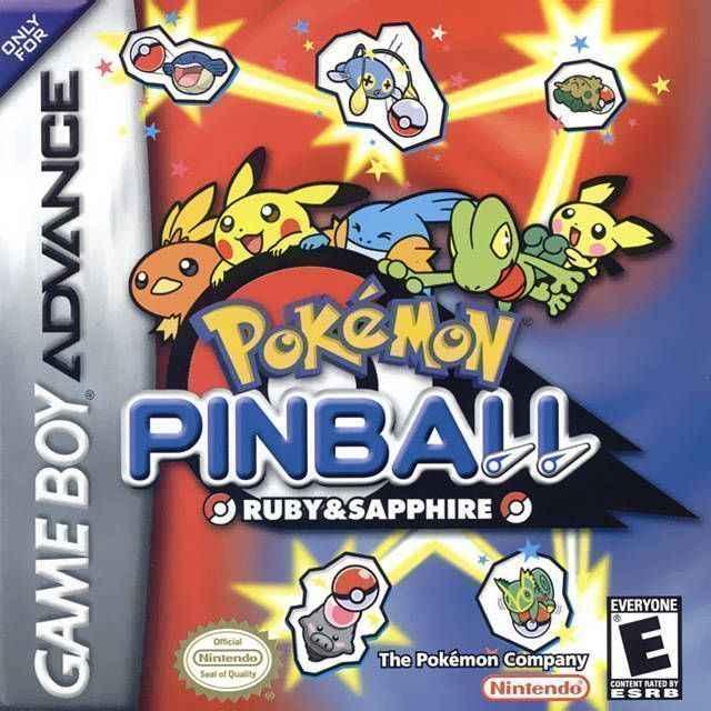 Pokémon Pinball: Ruby & Sapphire