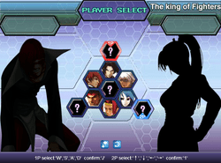 The King of Fighters Wing 1.3