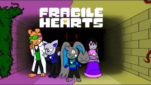 Fragile Hearts – An Undertale Fan Game