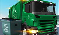Simulador de Caminhão de Lixo