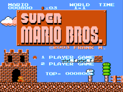 2nd Ultimate Super Mario Bros. – Easy