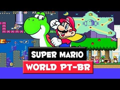 Super Mario World [PT-BR]