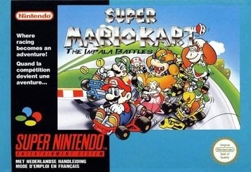 Super Mario Kart – The Impala Battles