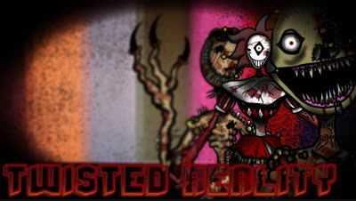 Twisted Reality (NEW GAME: The Jester's Funhouse)