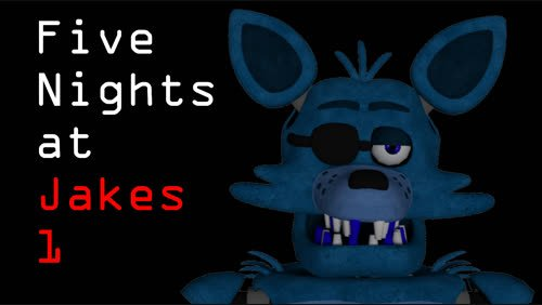 Five Nights at Jake's BETA V1 (OFFICIAL)