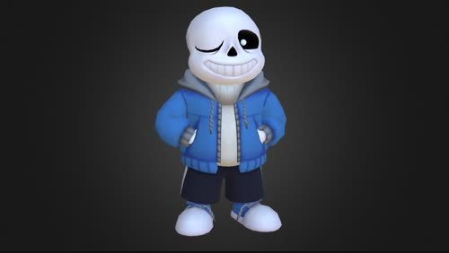 Bad Time Simulator: Hard Mode Sans