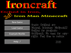 Ironcraft v2.2 SCRATCH