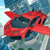 Carro Voador 3D