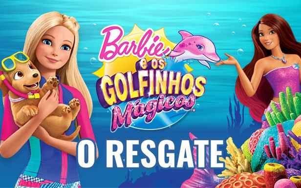 Barbie Golfinhos Mágicos O Resgate