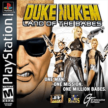 Jogar Duke Nukem: Land of the Babes Gratis Online