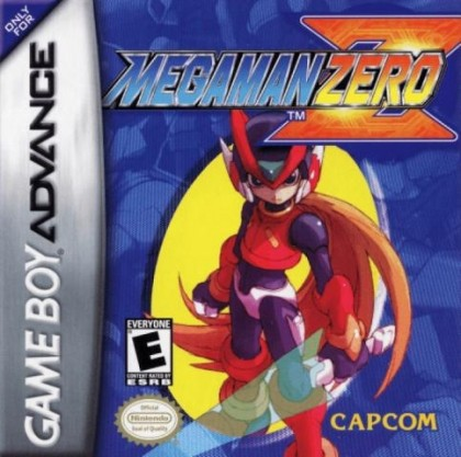 jogar Mega Man Zero  – GBA gratis online