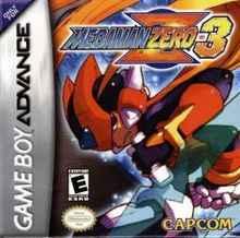 Mega Man Zero 3  – GBA