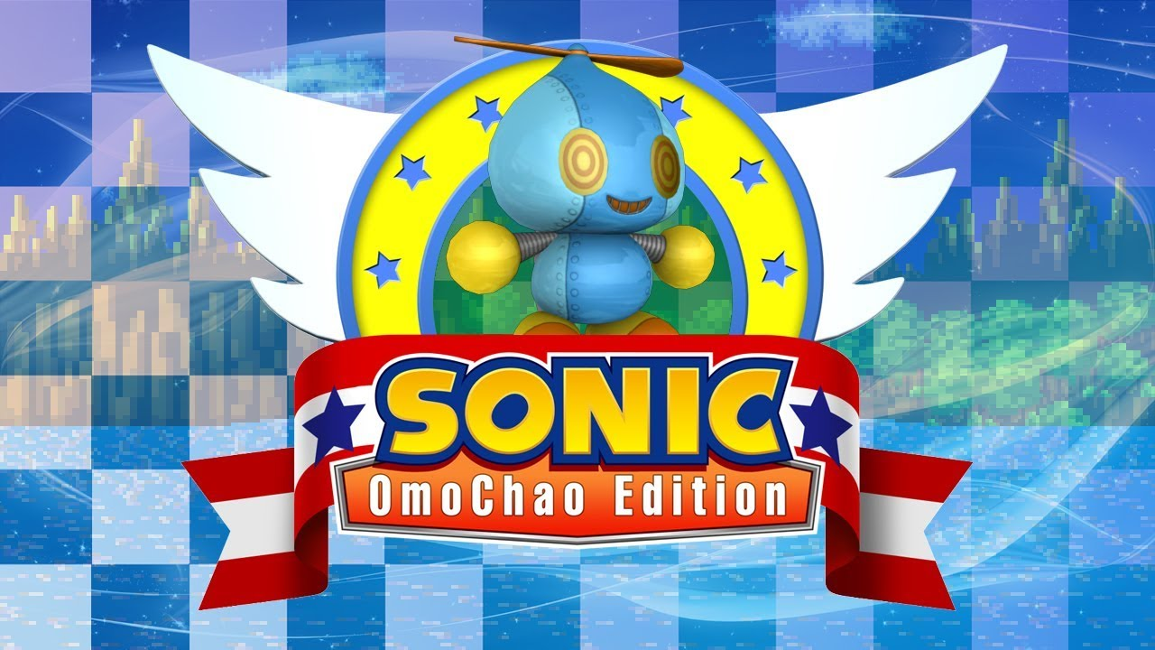 Sonic the Hedgehog OmoChao Edition