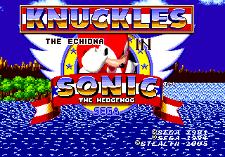 Jogar Knuckles in Sonic The Hedgehog 2 Gratis Online